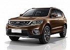 Geely Emgrand X7 2013 - 2020
