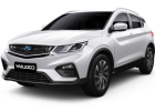 Geely Coolray 2020 - н.в.